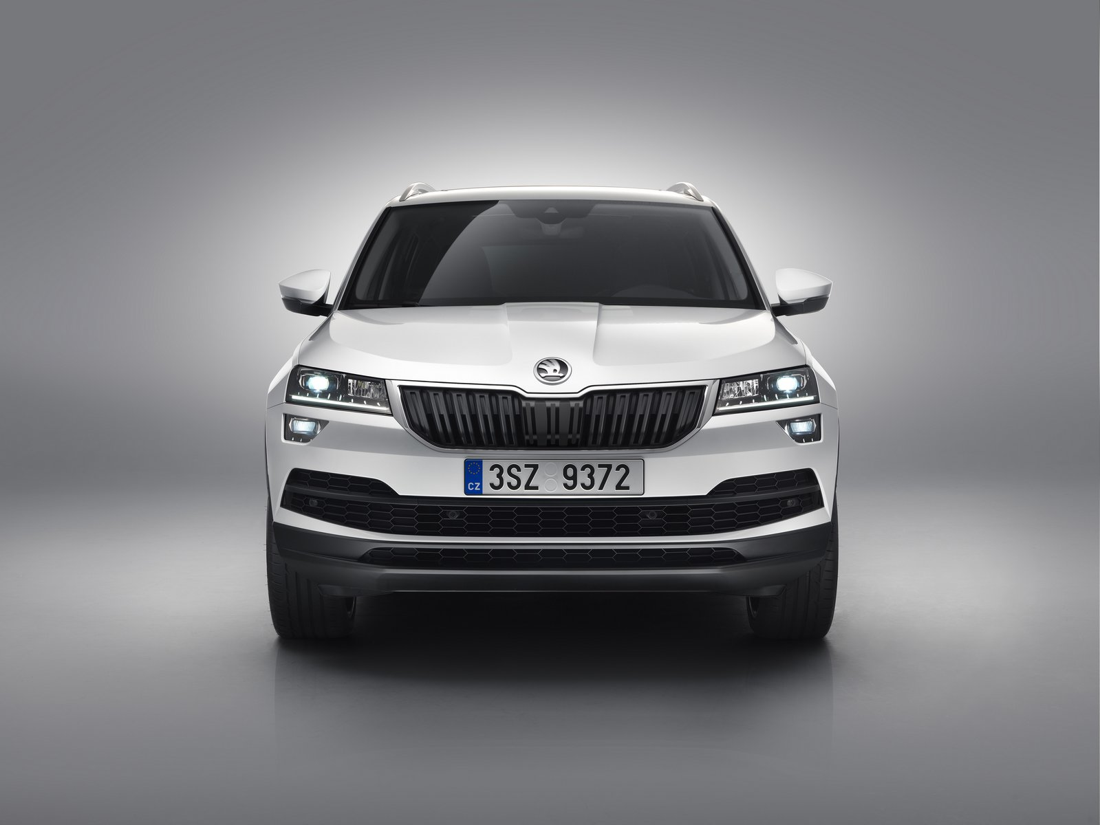 Interieur Golf 1 Sportline Skoda Karoq Could Morph Into Vw Tharu In South America