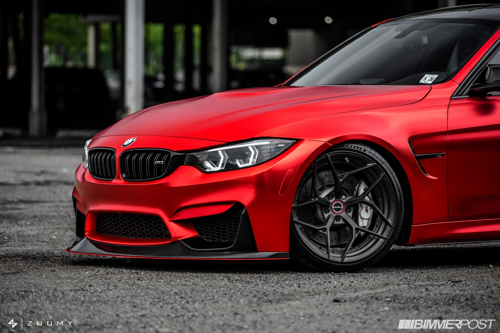 Wallpapers Of Car Corvette Convertible With Black Lights What Do You Say About This Satin Red Bmw M3 Tune Carscoops