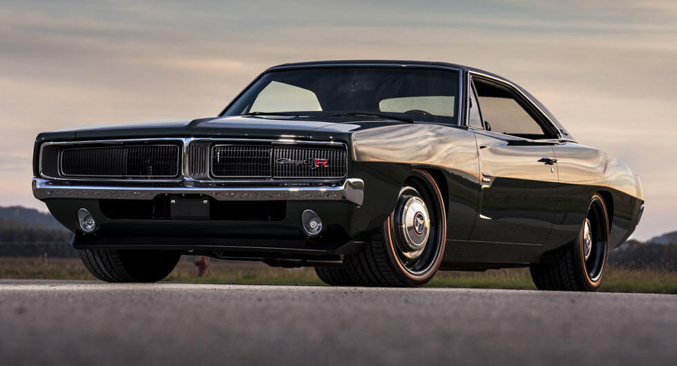 American Muscle Car Mobile Wallpaper Hd 1969 Dodge Charger Defector Is A Hemi Powered Restomod