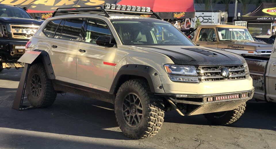 Lge Cts Vw Atlas Ready For Rally Thanks To Tanner Foust