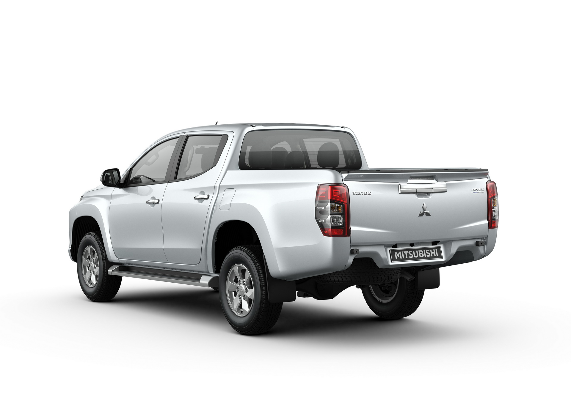Easy Select Vs Super Select Updated Mitsubishi L200 Pickup Unveiled With Fresh Styling