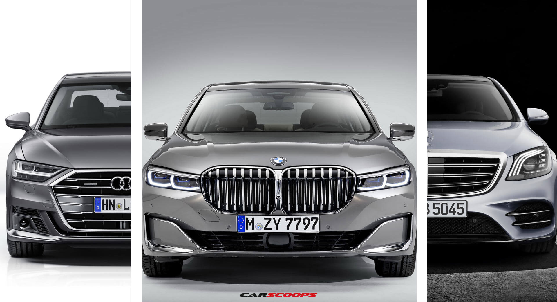 7 Serie Bmw 7 Series Facelift Vs Audi A8 Vs Mercedes S Class Poll What
