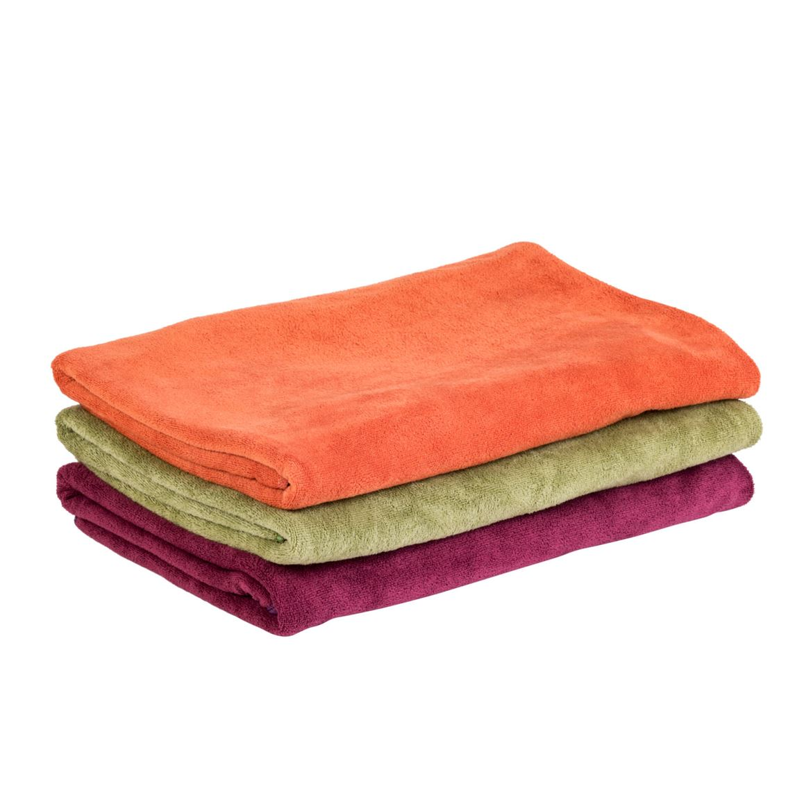 Handtücher Orange Voyage Handtuch Rot Orange Grün B 70 X L 140 Cm