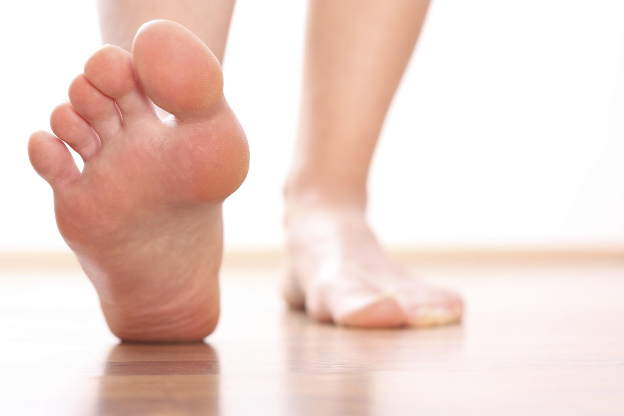 La medicina che trattare un fungo di piede