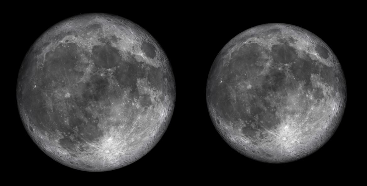 In arrivo la più grande super Luna degli ultimi 70 anni