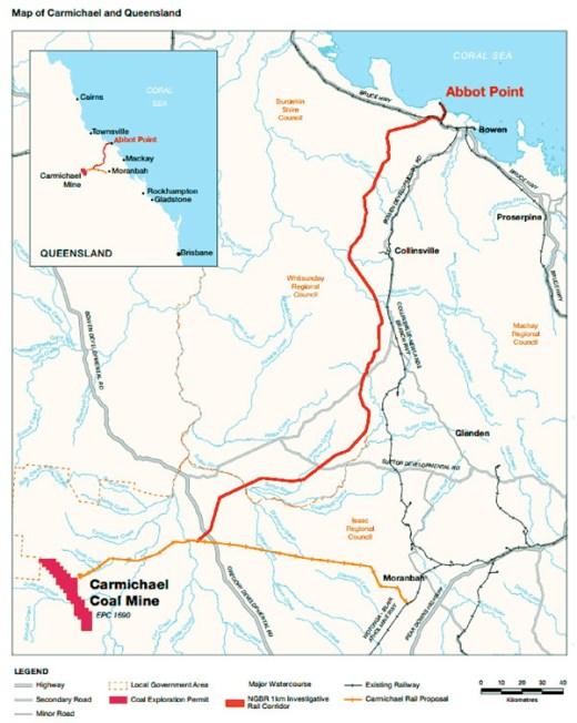 carmichael map