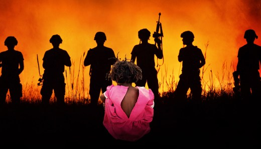 Red Flag Day: Soldiers raped a 14 year old. Where