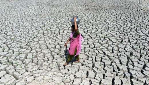 Bombay HC on Maharashtra drought AFP PHOTO/SAM PAN