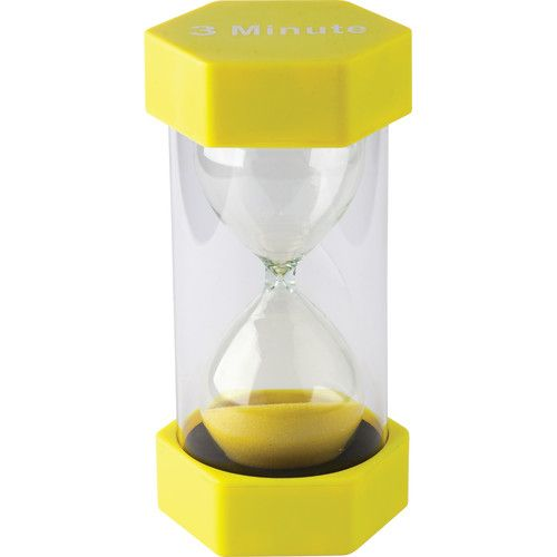 Large Sand Timer, 3 Minute, TCR20659