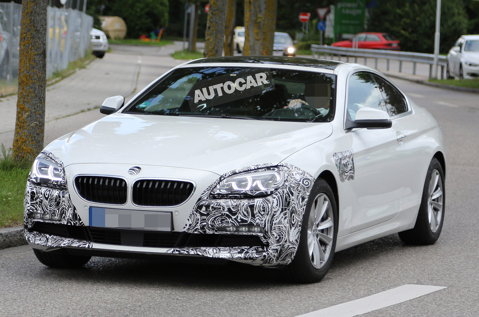 Bmw Update Uk Minor Updates For Bmw 6 Series Range Autocar