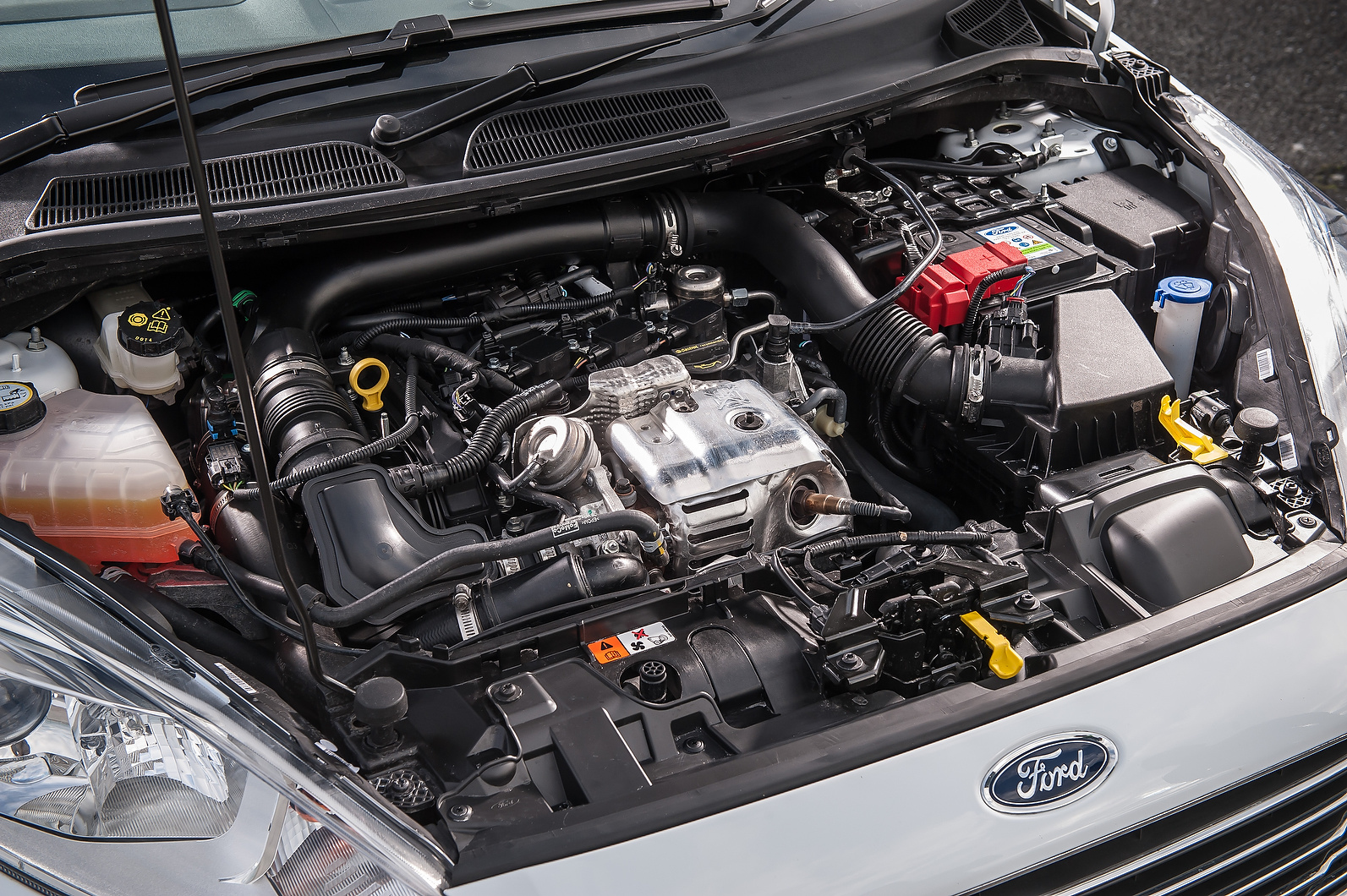 Ford Fiesta 1.6 Tdci Engine Problems Ford Fiesta 1 6 Engine Ford Free Engine Image For User