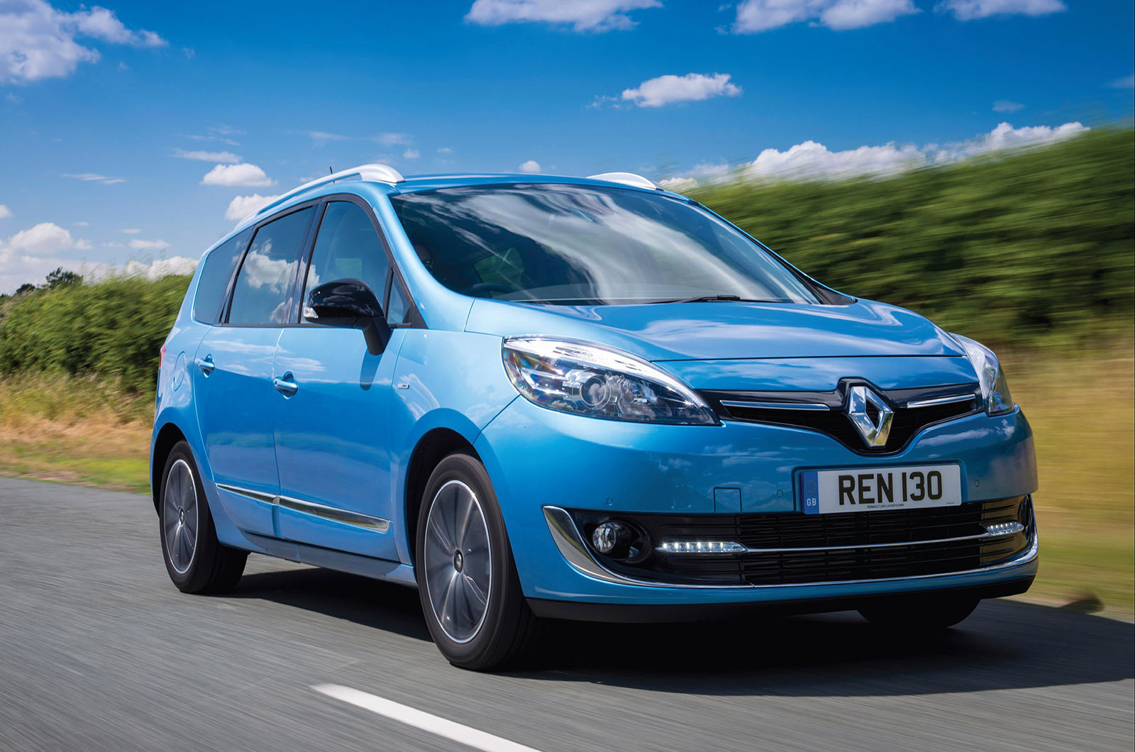 Grand Renault Grand Scenic Review Autocar