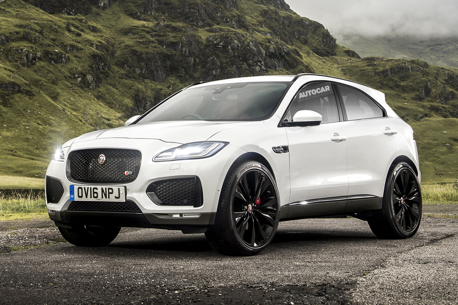 Jaguar Suv Price Uk Jaguar E Pace New Compact Suv To Become Best Selling