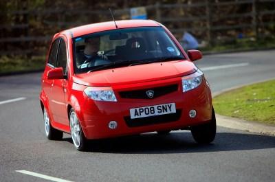 Proton Savvy 2005-2012 Review | Autocar