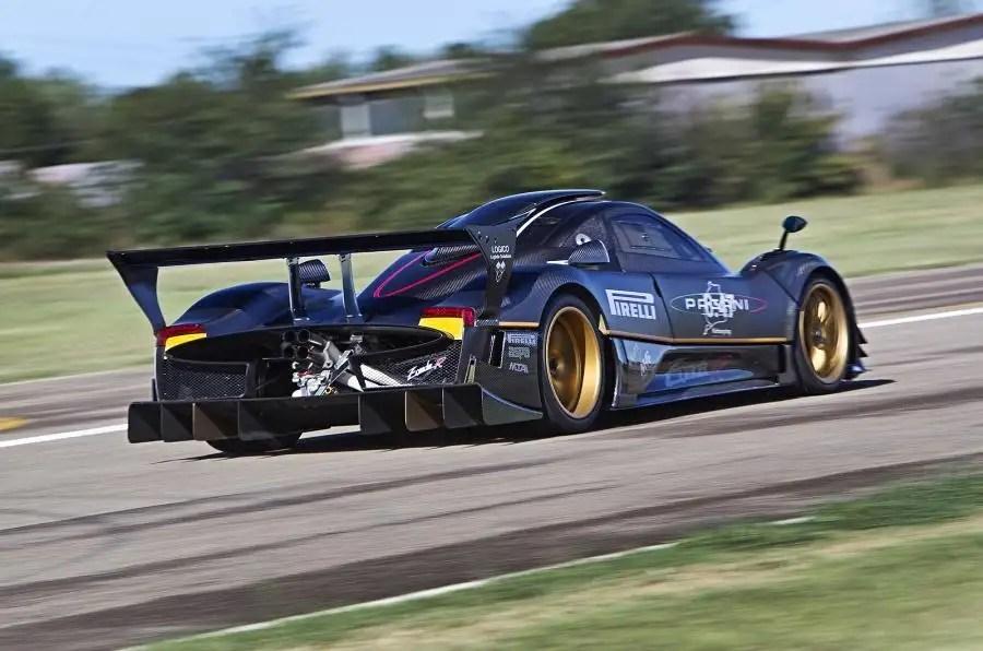 Fastest Car In The World Wallpaper 2015 Pagani Zonda R Review 2017 Autocar