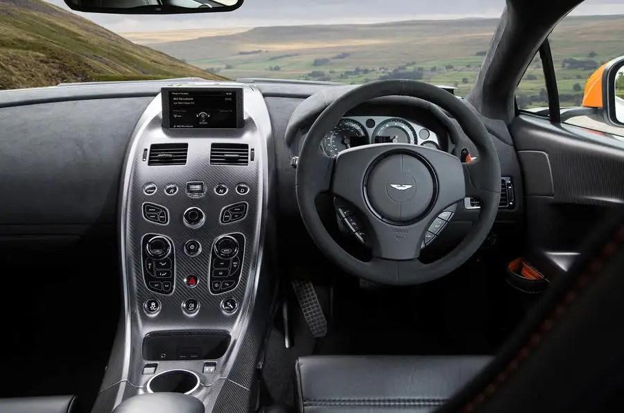 Car Throttle Wallpaper Aston Martin Vantage Gt12 Review 2017 Autocar