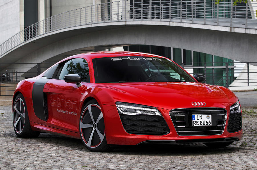 The-2018-Audi-RS8-Side Audi R8 Cost
