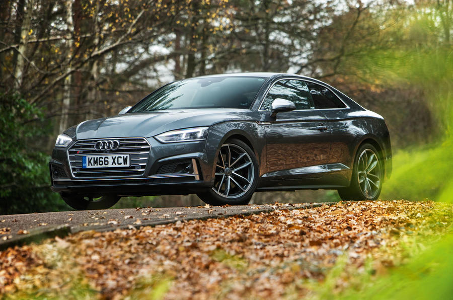 pdh_7601 Audi S5 Review