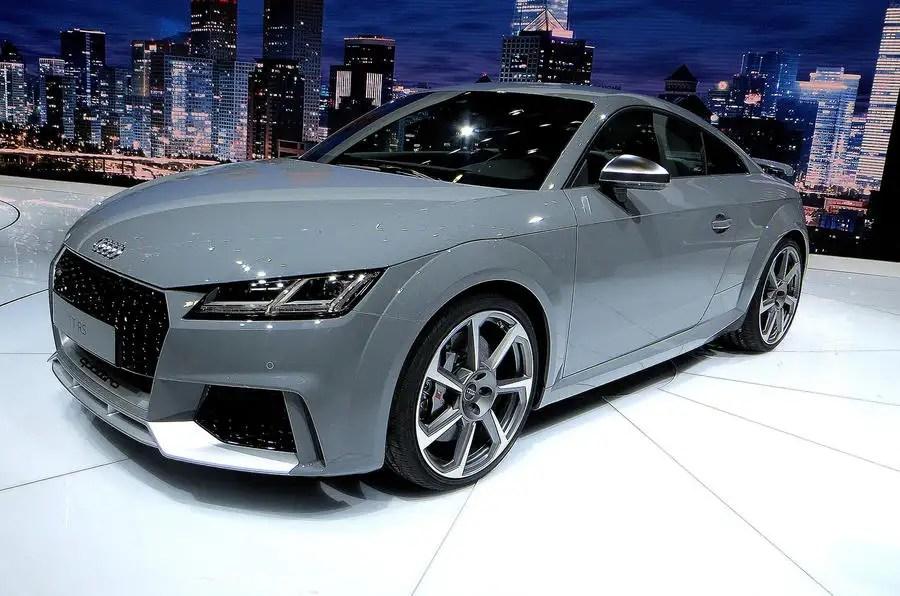 2018-audi-tt-rs-dashboard Audi Tt Rs For Sale