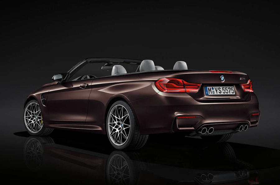 Hybrid Car Lineup Wallpaper 2018 2017 Bmw 4 Series Facelift Priced From 163 32 580 Autocar