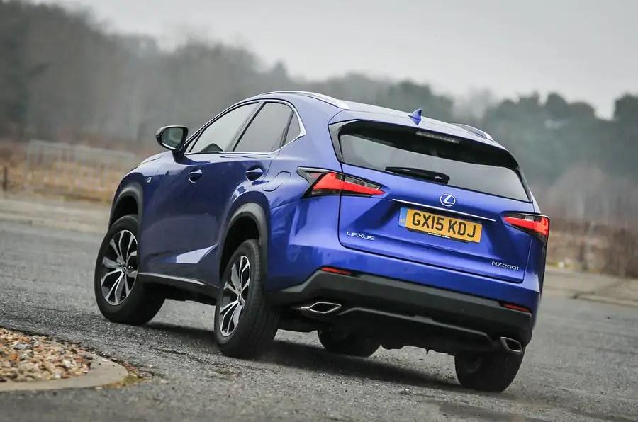 lexus-nx300h-f-sport-13 Lexus Nx300h F Sport First Drive Review
