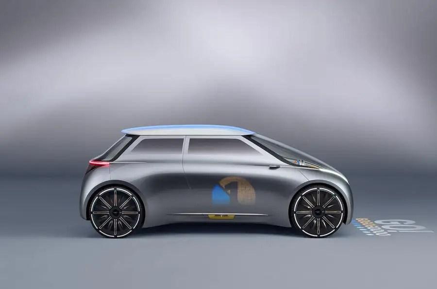 Car Wallpaper Sites Mini Vision Next 100 Concept Revealed To Celebrate Bmw S