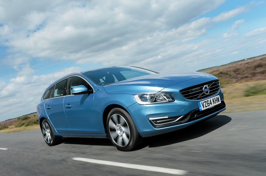 New Hair Frankfurt Volvo V60 Review 2017 Autocar