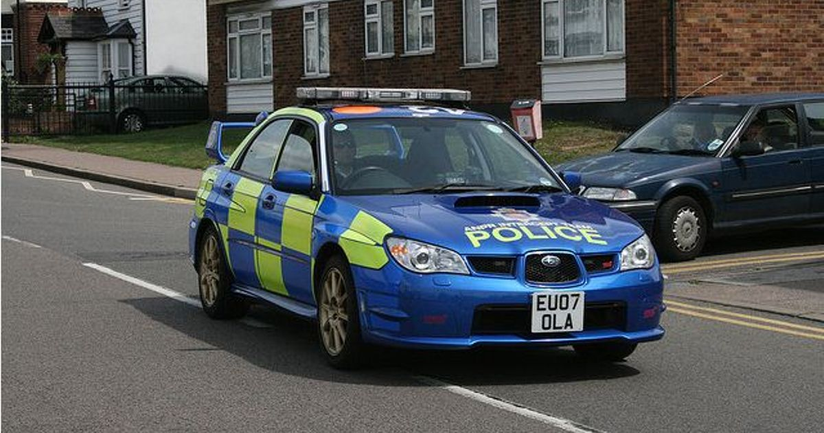 Cop Car Wallpaper Can Anyone Tell Me Why A Subaru Wouldn T Make The Best