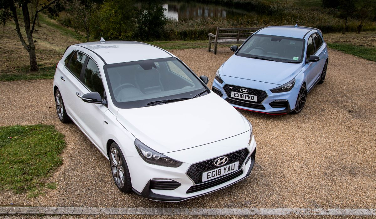 Hyundai I30 Interieur Hyundai I30 N Line Review It S Not Just A Cash In