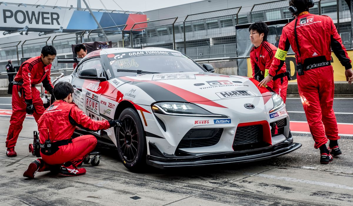 N24 Now Toyota S President Is Racing A Supra At The Nurburgring 24 Hours