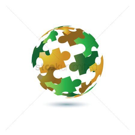 Free Circular Puzzle Stock Vectors StockUnlimited