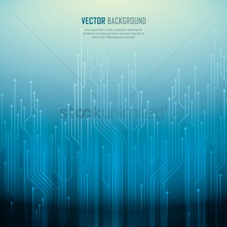 Free Circuit Design Stock Vectors StockUnlimited