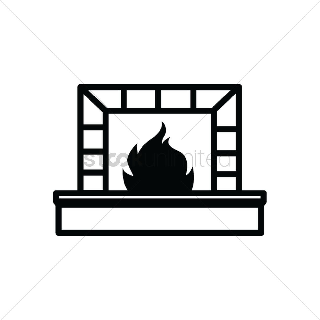 Fireplace Decal 95 43 Christmas Fireplace 4k Motion Graphic Youtube Amazon