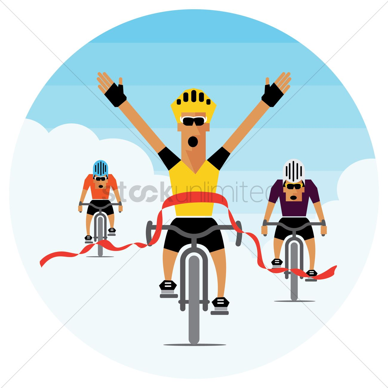 Racing Bicycle Clipart Bike Race Clipart Largest And The Most Wonderful Bike