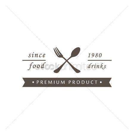 Free Restaurant Logo Design Stock Vectors StockUnlimited