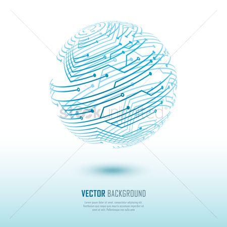 Free Circuit Design Stock Vectors StockUnlimited - circuit design background