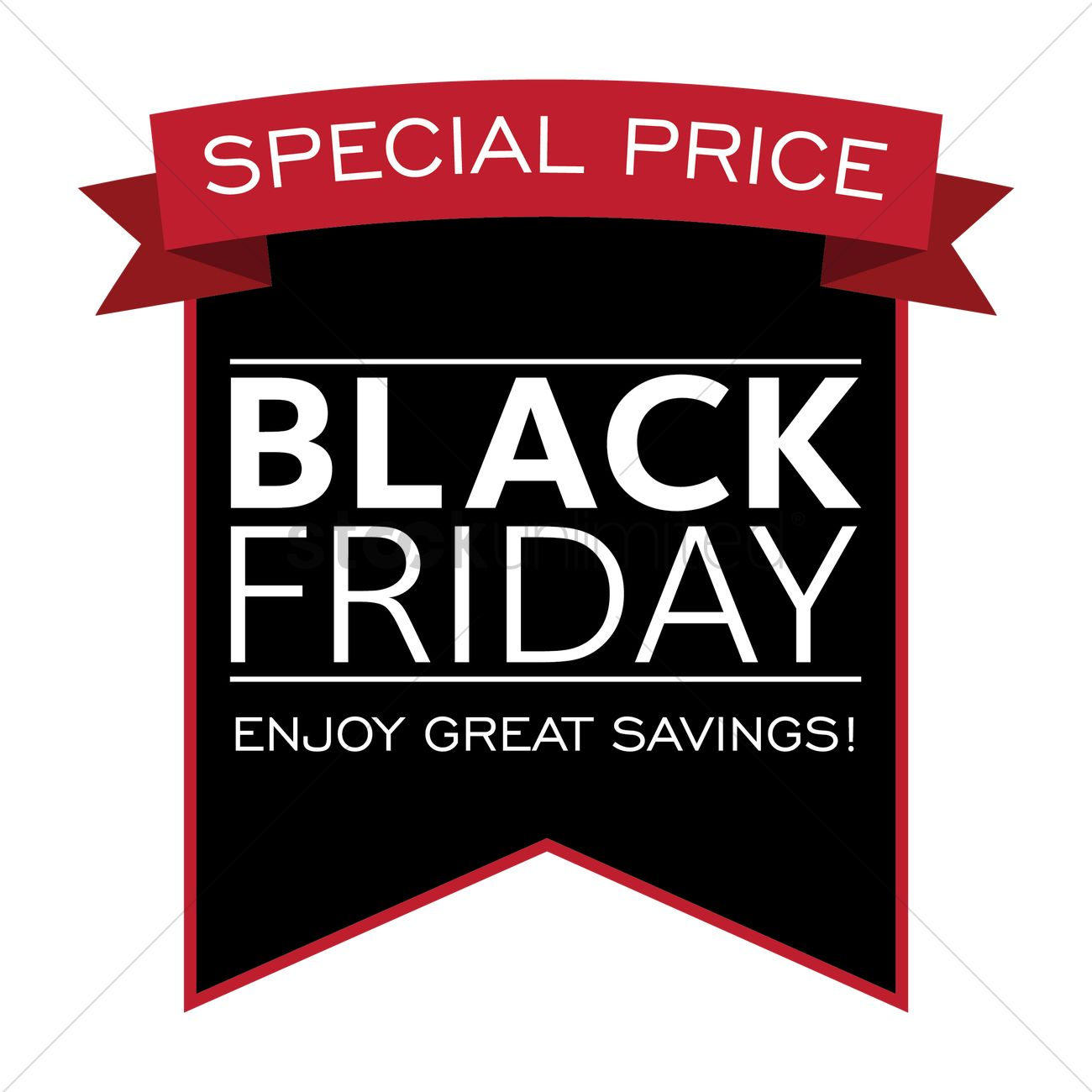 Friday Sale Black Friday Sale Banner Vector Image 1694686