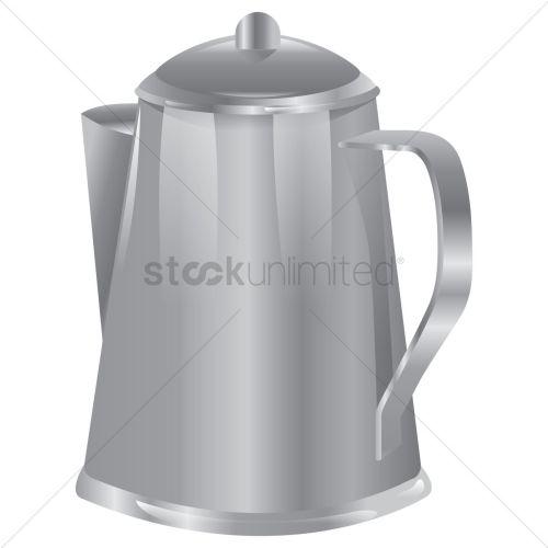 Medium Of Camping Coffee Percolator