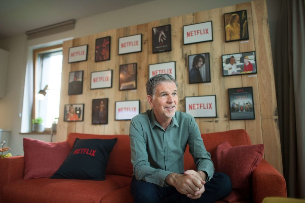 Job Project Engineer Reed Hastings – Family, Family Tree - Celebrity Family