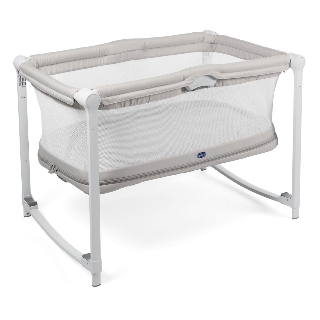 Baby Travel Mattress Details About Chicco Zip Go Baby Travel Crib Glacial Includes Mattress