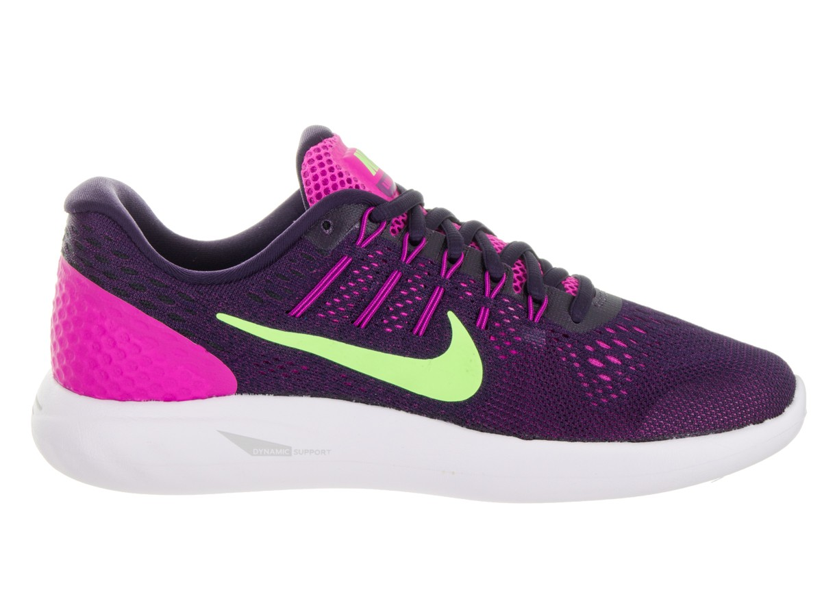 Nike Running Trainer Details About Womens Nike Lunarglide 8 Fire Pink Running Trainers 843726 602