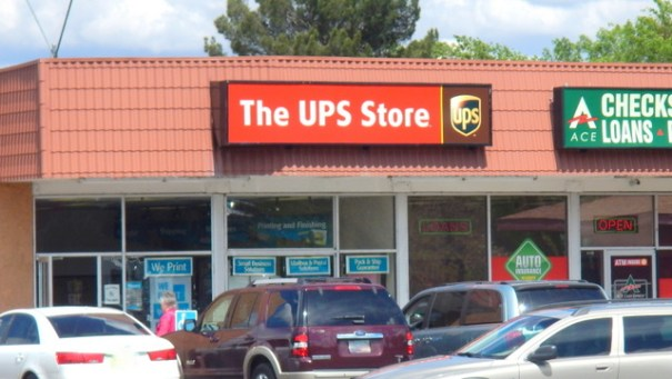 In any larger town you will probably find a UPS Store to receive your mail for you. They also do forwarding, but they are so expensive I recommend finding someone else for either service if you possibly can.