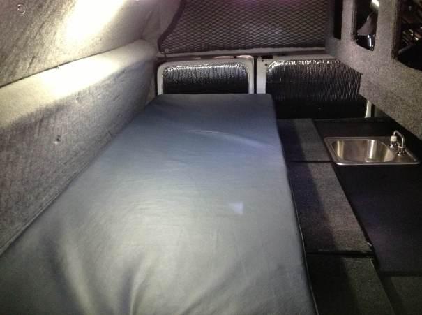 Ken-mattress -top