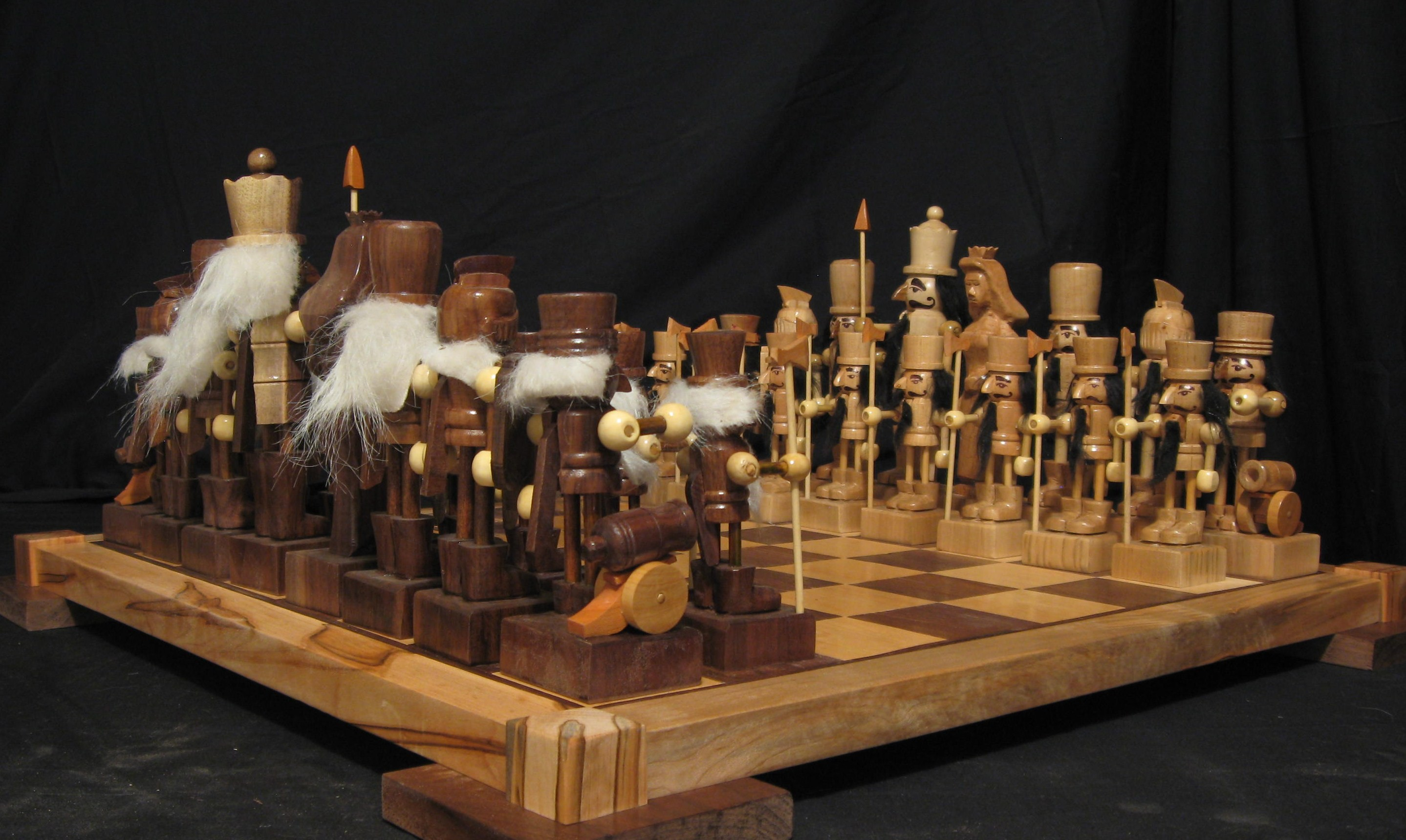 Chest Game Set Great Custom Chess Set Chess Forums Chess