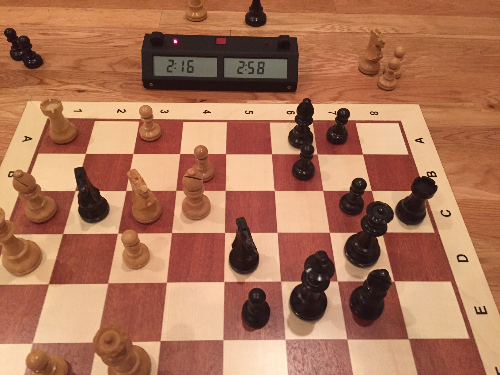 Chess Boards For Sale Amazon My New Tournament Chess Set Wood Chess