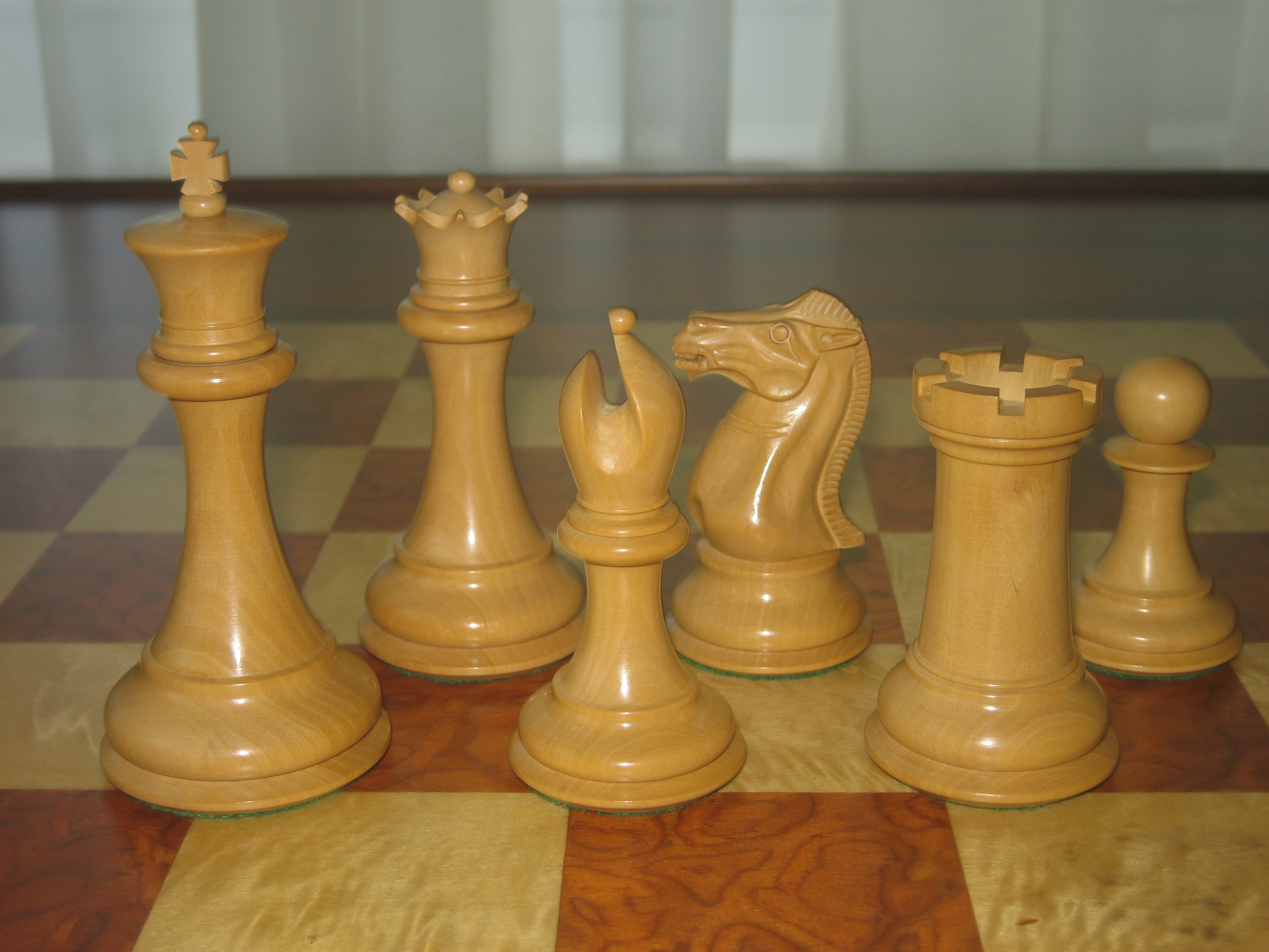 Collectors Chess Sets The Official Staunton Chess Company 4 4 Collectors Series