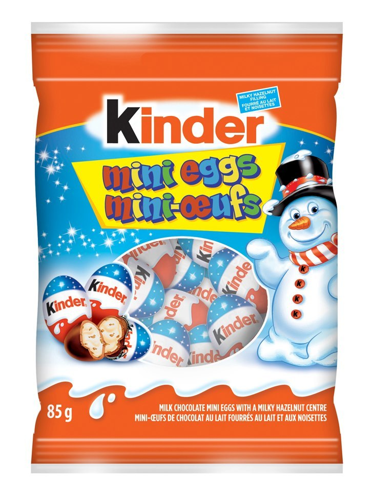 Kinder Egg Review Kinder Mini Eggs Reviews In Chocolate Chickadvisor
