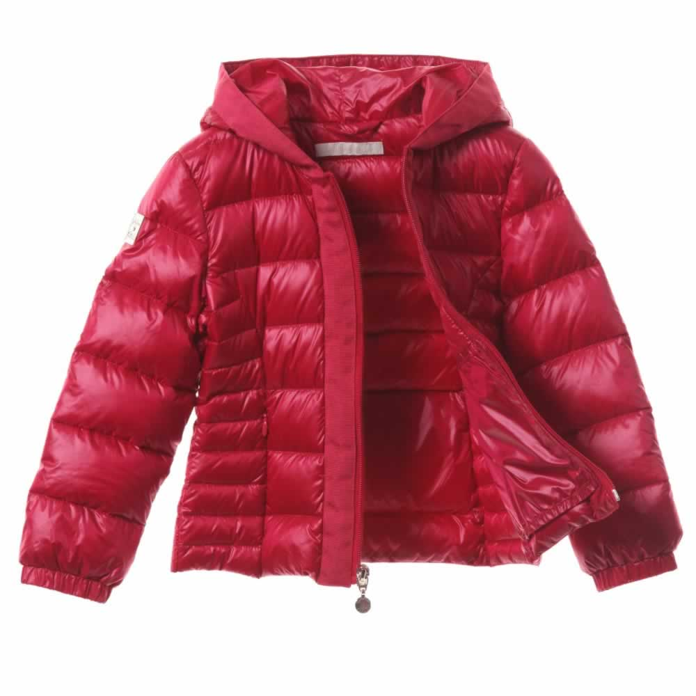 Baby Newborn Jumper Liu Jo Pink Lightweight Down Padded Puffer Jacket