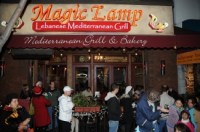 Magic Lamp Lebanese Mediterranean Grill - Long Beach, CA