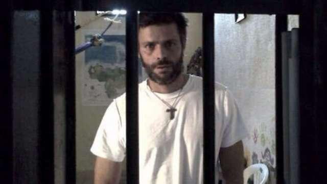 """Difunden un video del líder opositor Leopoldo López con un pedido de auxilio desde la cárcel: """"Me están torturando"""""""